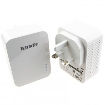 Tenda PH3 GIGABIT 1000Mbps Energy Saving Powerline Homeplugs...