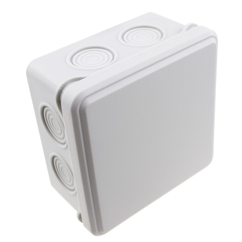 Outdoor IP55 UV/Waterproof Junction Box Enclosure for Electric Cables