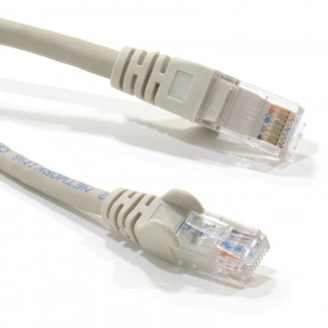 C6 CAT6-CCA UTP RJ45 Ethernet LSZH Networking Cable Beige 25m