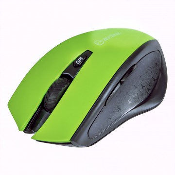 Wireless 2.4GHz 5 Button Office or Gaming 2000 DPI PC Laptop Mouse 20m Range