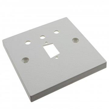 Pre Drilled Mounting Wall Faceplate for SVGA & Phono RCA Audio...