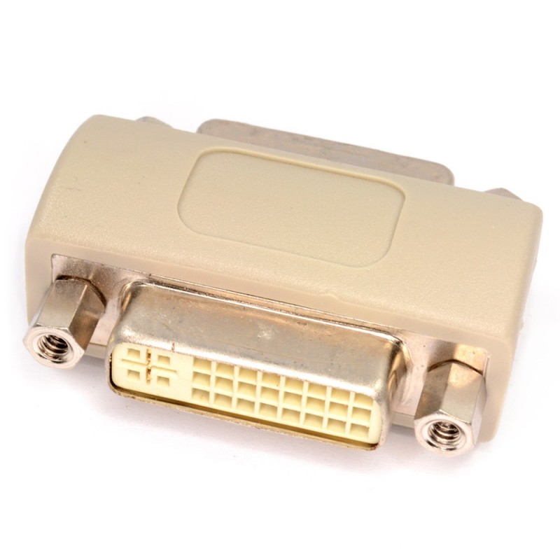 DVI-I Coupler/Joiner For extending DVI Cables (D & A compatible)