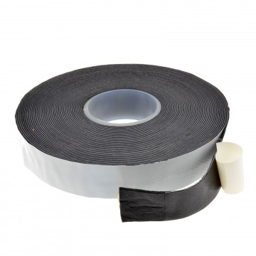 High Voltage Self Amalgamating Insulation Tape 0.8mm Thick 10m