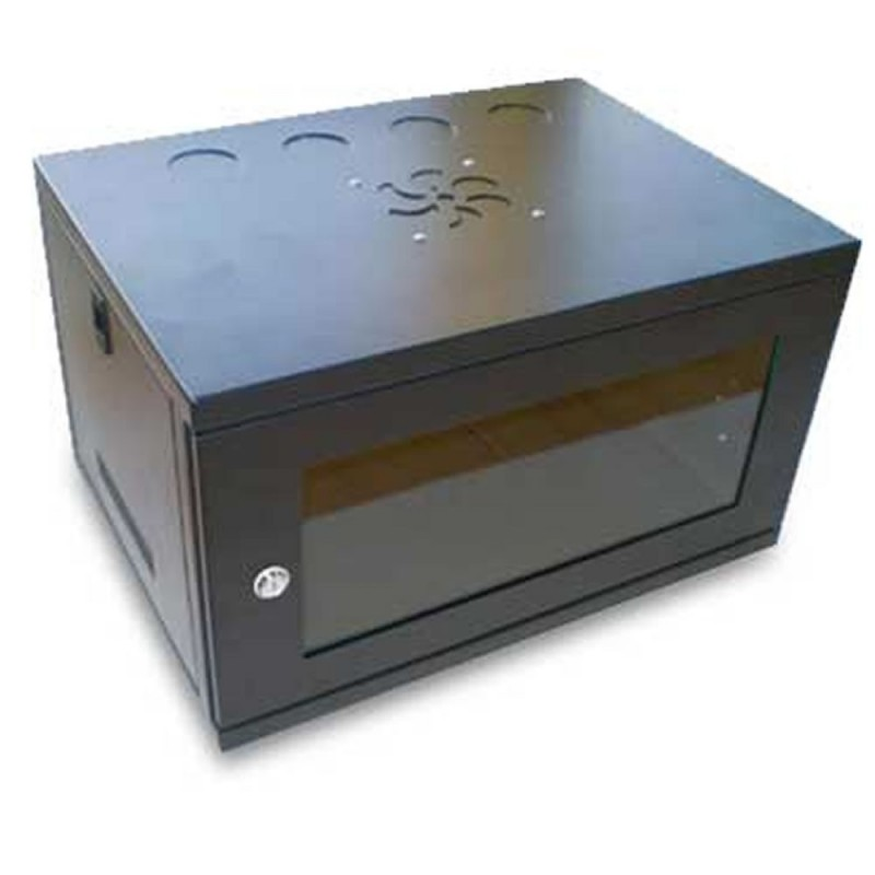 Data Cabinet for Rack Mounted Networking Small 6U Wall Mounting 450mm