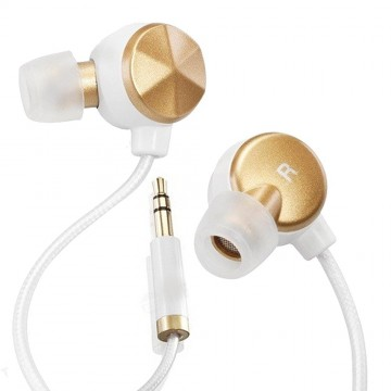 BLISS Silver Range Noise Isolating Earphones for Smaller Ears...