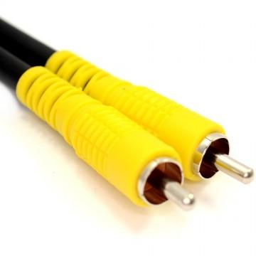 Phono Plug Digital Coaxial SPDIF Audio or Composite Video...