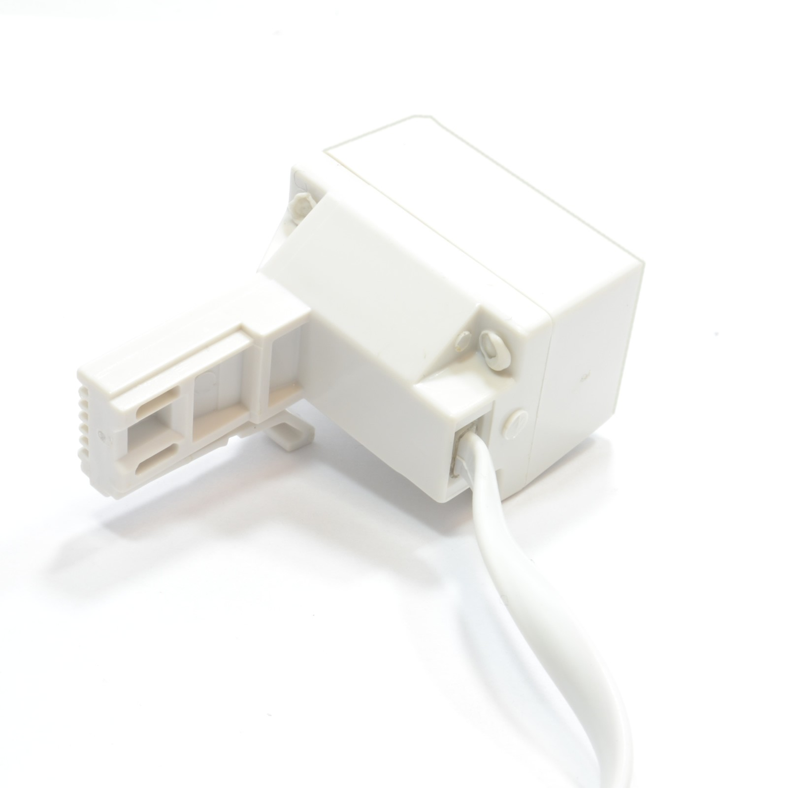 Commtel Bt 2 Way Splitter To Trailing Lead With 431a 4 Wire Sock Modem Telephone Extensions On Extension Sockets Wiring