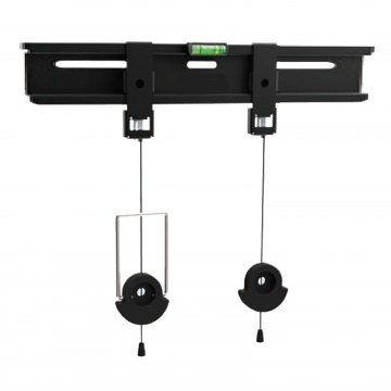 Low Profile Fixed TV Mounting Bracket 11mm Profile 17-40 Inch...