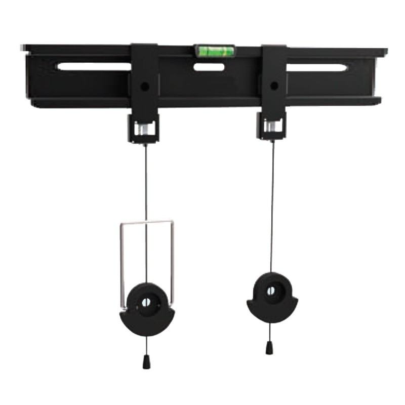 Low Profile Fixed TV Mounting Bracket 11mm Profile 17-40 Inch VESA 200
