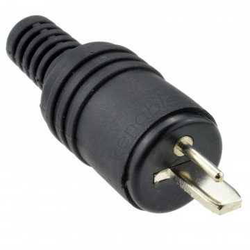 2 pin DIN Plug Speaker and HiFi Connector Screw Terminals...