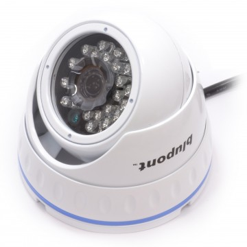 AHD 720p Indoor or Outdoor Day Night 4 in 1 CCTV Dome Camera 20m IR