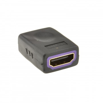 HDMI Coupler Joiner  HDMI Female Socket to Female Socket  GOLD...