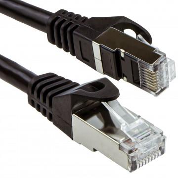 Cat6A SSTP Snagless Shielded RJ45 Network Ethernet 10GIG Cable...