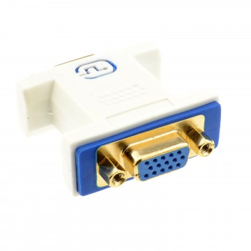 PRO VGA Coupler Socket to Socket 15 pin SVGA Joiner Gender...