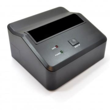 USB 3.0 OTB One Touch Back-Up Docking Station for 3.5 2.5 SATA HDD SSD