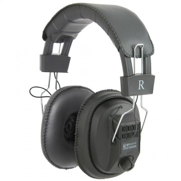Full Size Mono / Stereo HI-FI Cushioned Headphone with Volume...