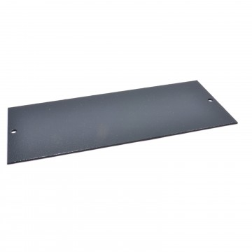 Blanking Plate for Cavity Floor Box 06298 185 x 75mm Grey