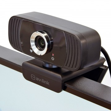 Full HD 1080 HQ USB Webcam with Microphone Working from Home Office Meetings