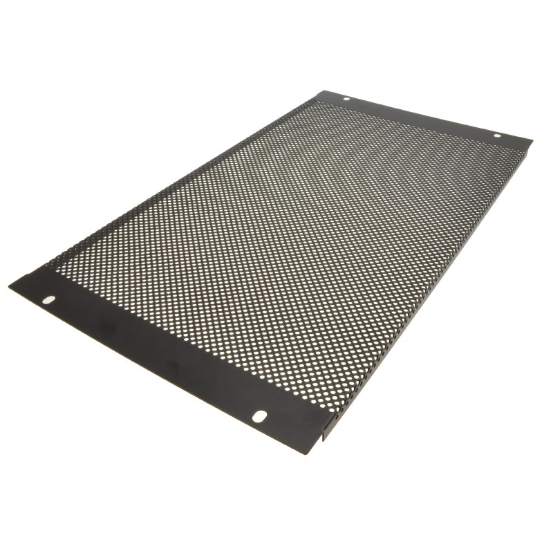 Mesh Vented 6U Blanking Plate for 19 inch Rack Mounted Data Cabinet