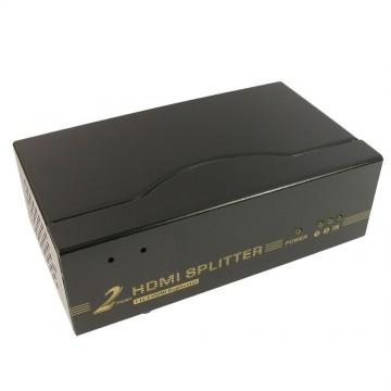 Newlink 2 Port 1.4 HDMI High Speed Splitter 1 Device to 2 TVs...