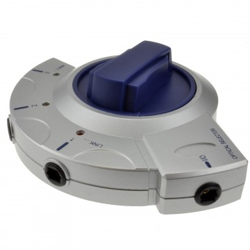 TOS Link (Toslink) Digital Optical Selector 3 way Switch  - 3...