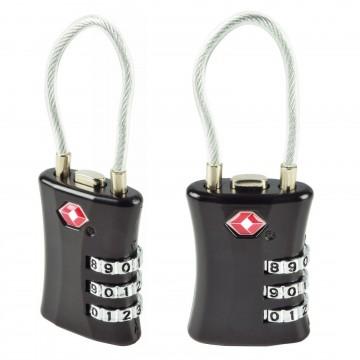 TSA Security Combination Lock Padlock for Travel Luggage...