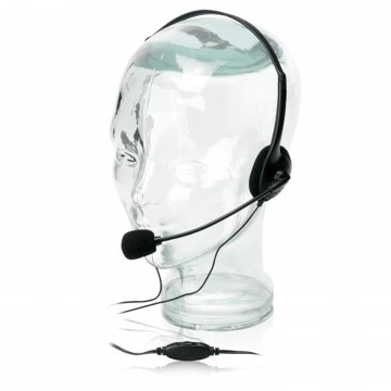Gembird Live Chat Stereo Headset & Boom Microphone SKYPE MSN...