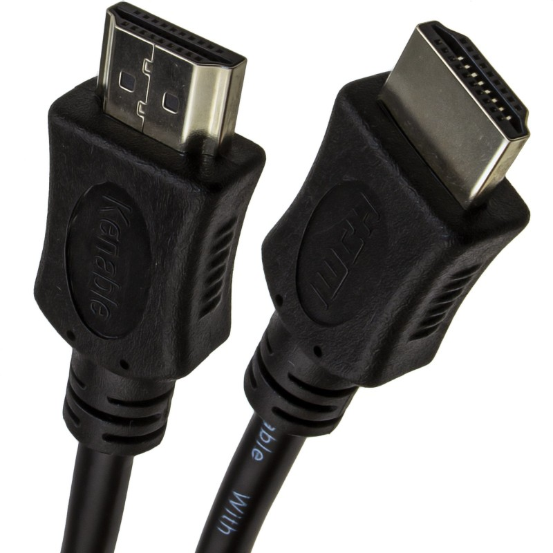 HDMI Cable High Speed 1080p HD TV Screened Lead 3m