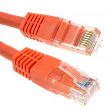 Ethernet Network Cable Cat6 GIGABIT RJ45 COPPER Internet Patch...