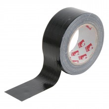 Durable Gaffer / Gaffa Tape 48mm x 50m Water Resistant Black