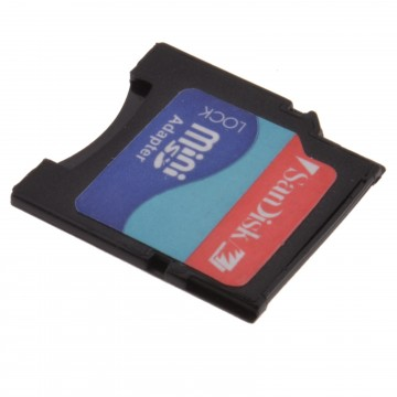 SanDisk Mini SD Card Adapter Converts Micro SD Memory Cards to...