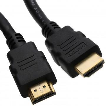 Certified HDMI 2.1 8K 60Hz 4K 120Hz UHD HDR10 48GBPS eARC 2m Black