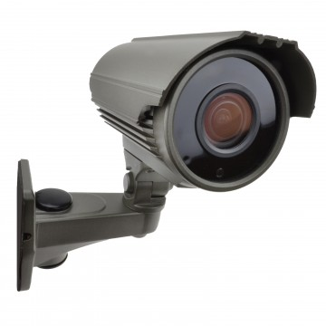 5MP Varifocal SONY CMOS 4 in 1 TVI AHD CCTV Bullet Camera 40m IR Grey