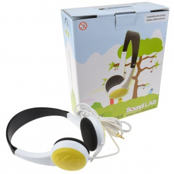 Childrens Headphones for Ipad Laptop Android Devices and Tablets 3.5mm