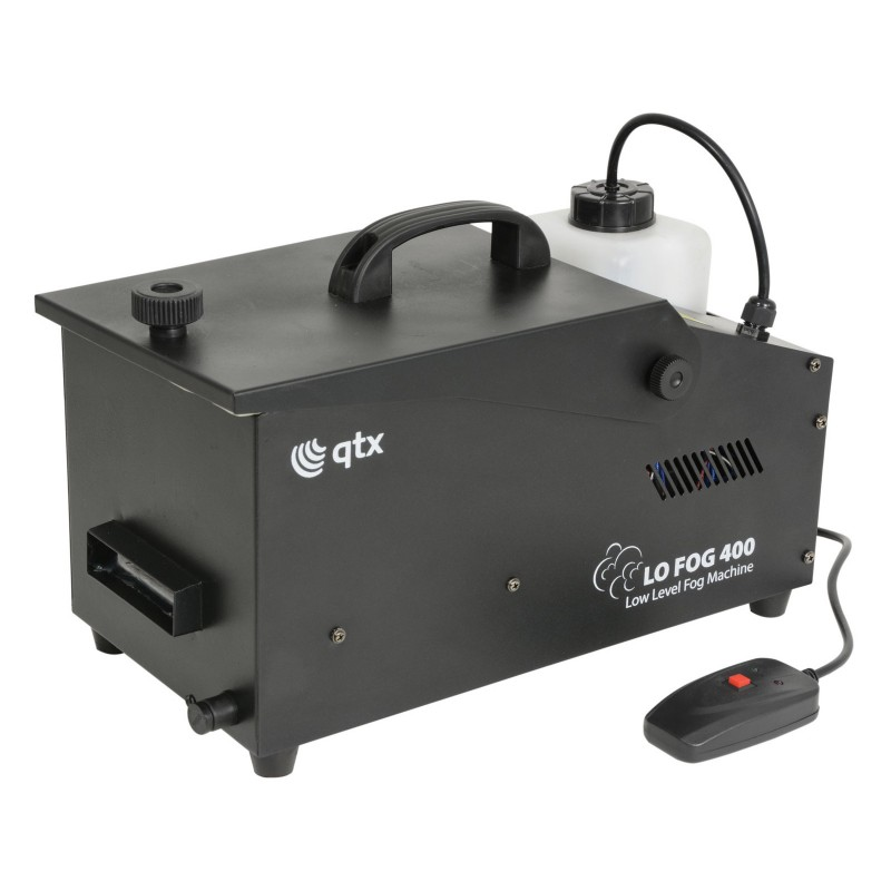 Low Level Fog Machine for Stage or Theatre Dry Ice Effect 400 Watt