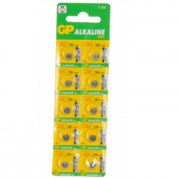 GP Alkaline Cell Battery 164 LR620 1.5V [10 Pack]