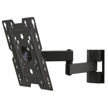 TV LCD LED Wall Bracket Swing & Pivot Double Arm Mount 22 to...