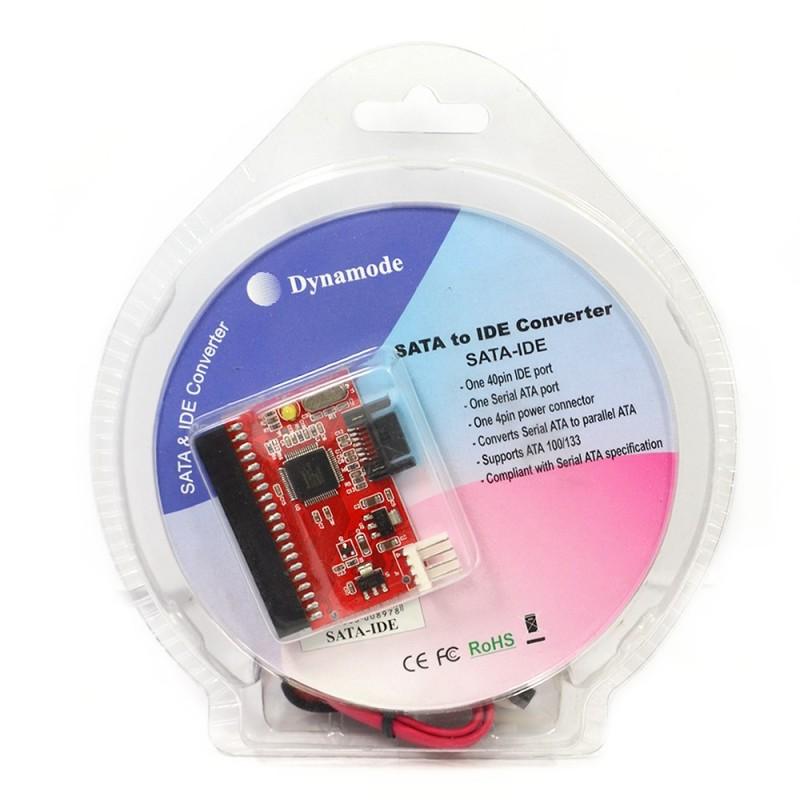 Dynamode SATA Drive to IDE PATA Motherboard Converter