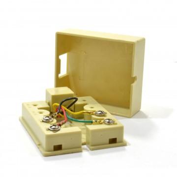 USB 3.1 Type C Plug to DVI 24 + 5/Alt-Mode + PD Type C Socket Adapter
