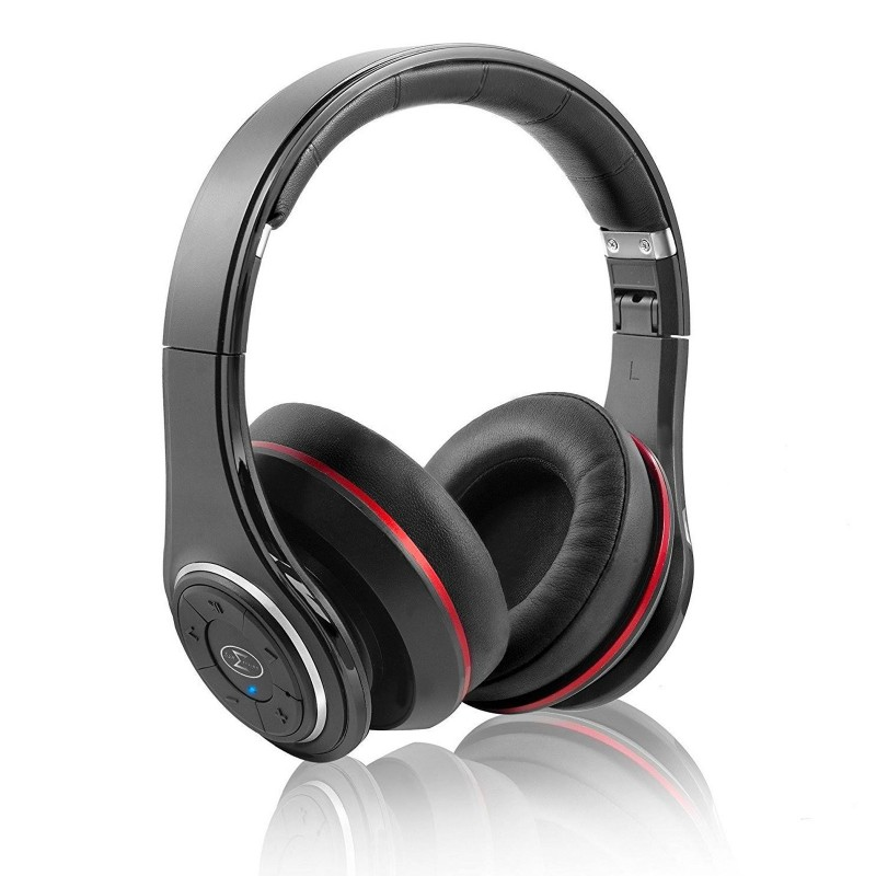 Wave S1 WIRELESS BLUETOOTH Stereo Over Ear Headphones/Headset with Mic