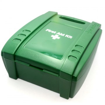 Statutory Standard First Aid Kit & Contents Wall Mountable 1-10