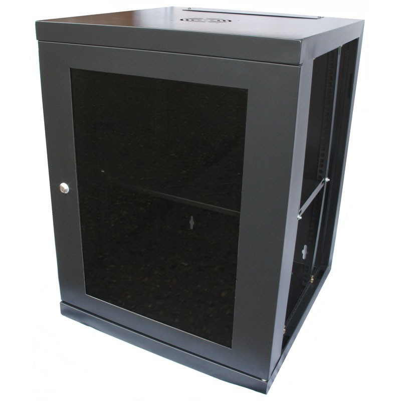 Data Cabinet for Rack Mounted Network Large 12U Wall Mounting 450mm