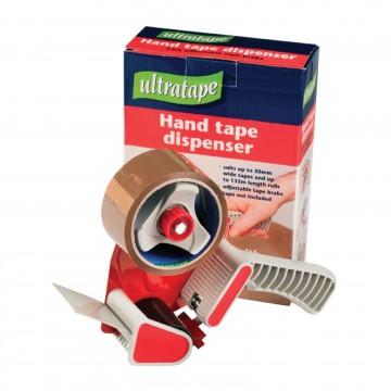 Handheld Tape Gun Dispenser for Packing / Warehouse with Tape Brake