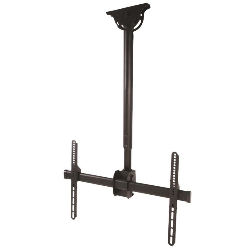 TV Ceiling Mount Bracket with Tilt & Swivel for 37 - 70 Inch TVs