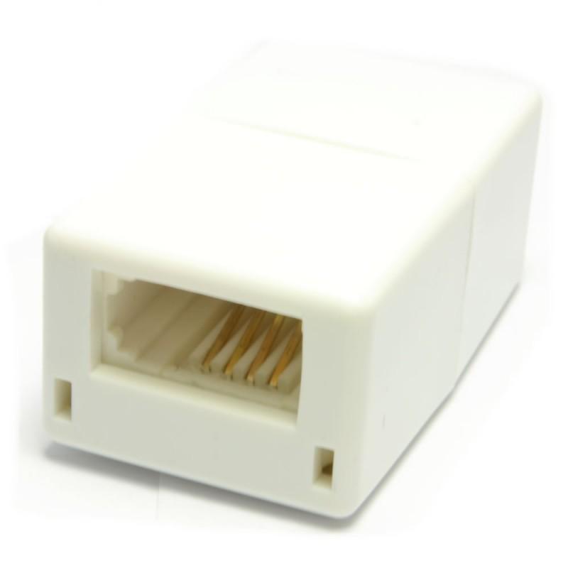 BT Socket To BT Socket Inline Joiner Coupler Adapter