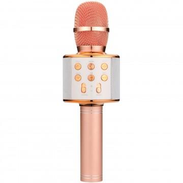 Karaoke Party Bluetooth Microphone MicroSD FM Tuner & Speaker...