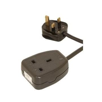 Mercury Master Class DVI-D Female Socket To Male HDMI Plug Adaptor
