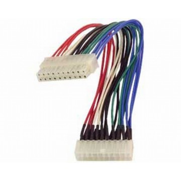 Power Extension Cable - ATX 20 pin power connector male to female 30cm