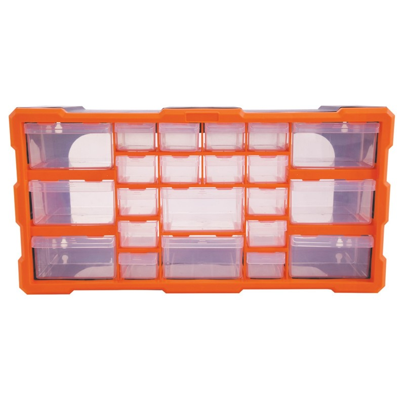 22 Drawer Parts Storage Cabinet Tool Box for Nuts/Bolts/Washers/Screws