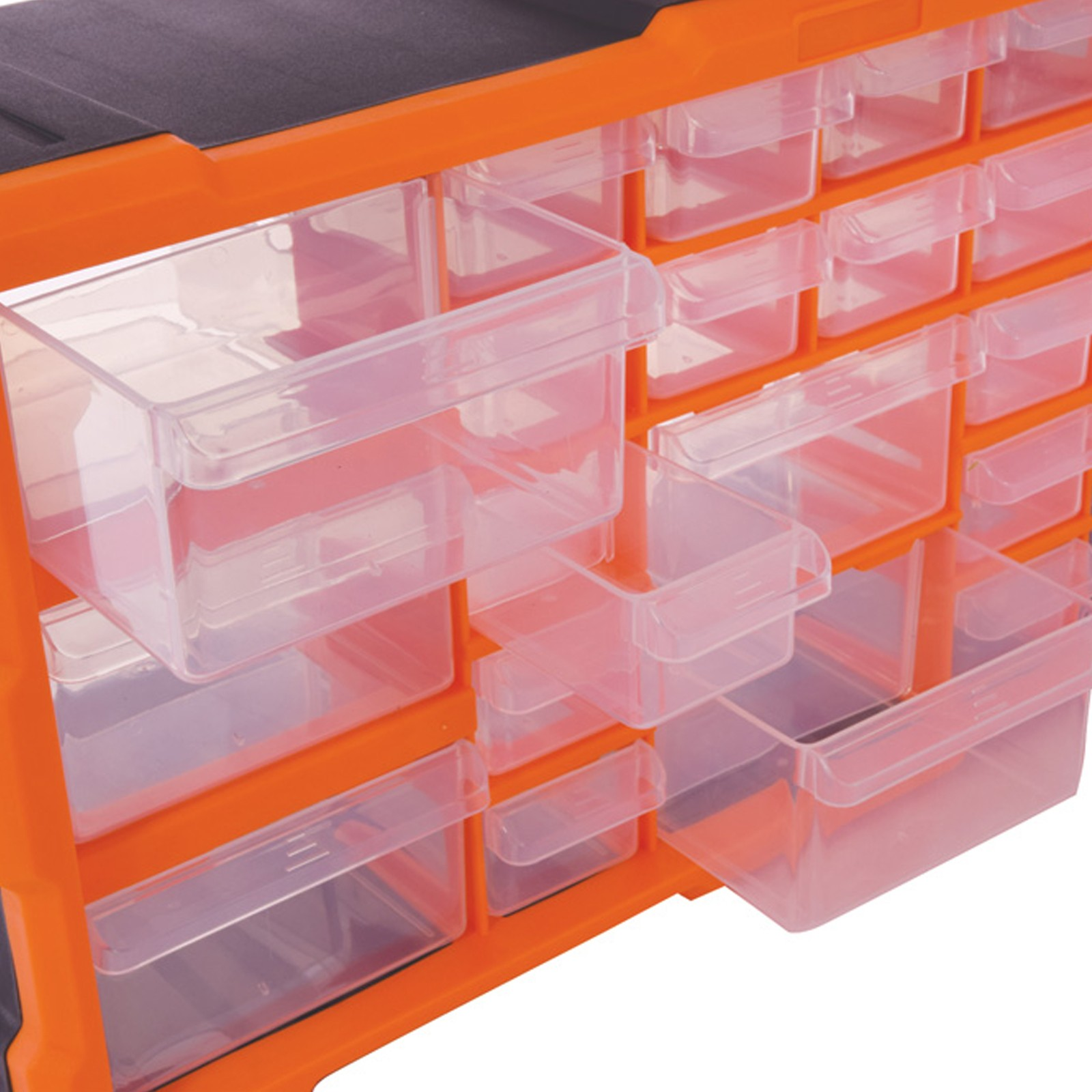 22 Drawer Parts Storage Cabinet Tool Box for Nuts//Bolts//Washers//Screws